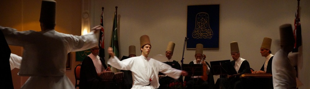 Whirling Dervishes of Australia